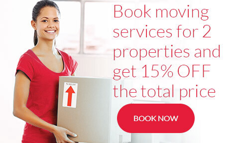 London offer Removal for 2 properties and get 15 off the total price